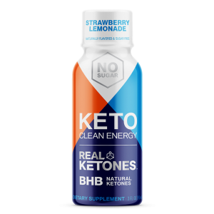 exogenous ketones energy shot
